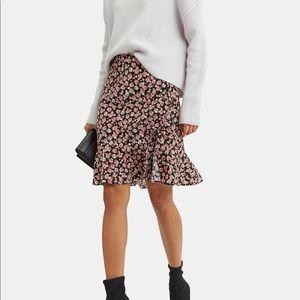 Intermix Amina floral skirt